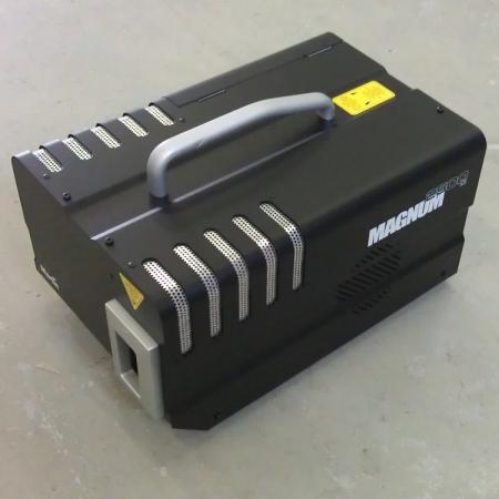 Jem Magnum 2500 Hazer - Hazer geschikt voor zeer dunne nevel